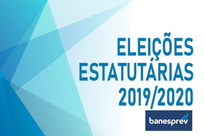 Banesprev divulga edital e candidatos das Eleições Estatutárias 2019/2020