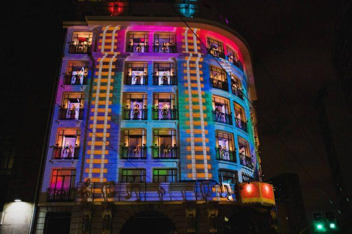 Festival de Natal ilumina o centro de São Paulo até 23 de dezembro