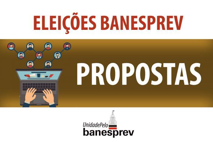 Unidade pelo Banesprev: Confira as propostas da chapa; eleições ocorrem de 6 a 18/2