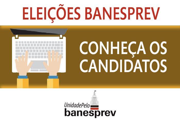 Eleições estatutárias estão chegando; Conheça a chapa 'Unidade pelo Banesprev'