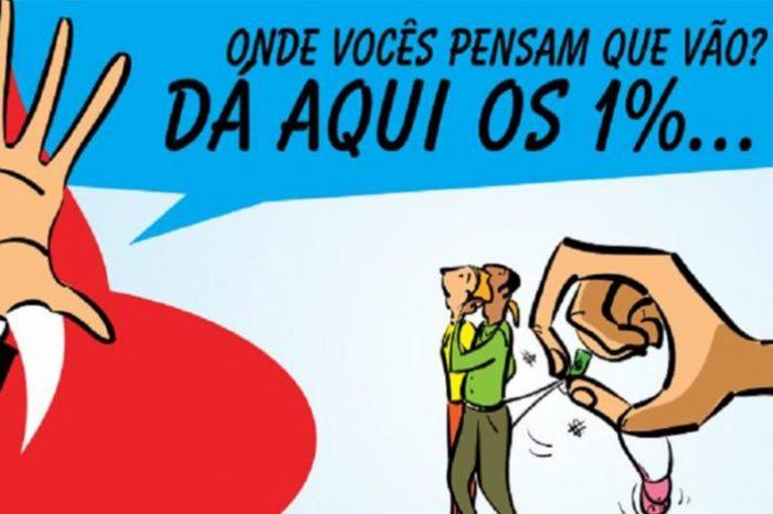 Ação sindical impede que Santander desconte 1% da variável