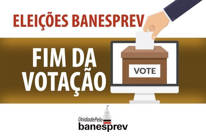 Eleições do Banesprev terminam hoje (18); Ainda há tempo para votar