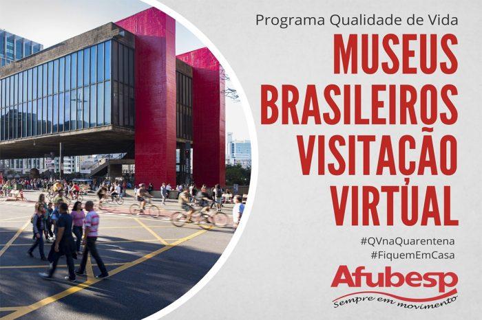 #QVNaQuarentena | Museus brasileiros disponibilizam tour virtual; Visite sem sair de casa!
