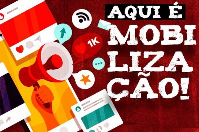Mobilização contra o Santander ganha destaque nas redes