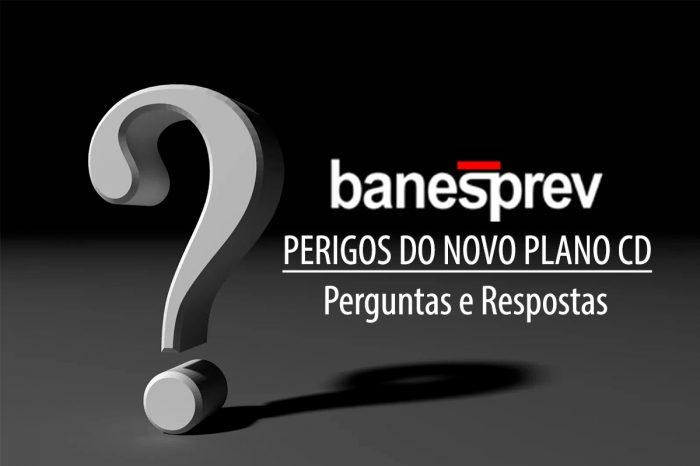 Tira dúvidas: sobre o Plano CD do Banesprev