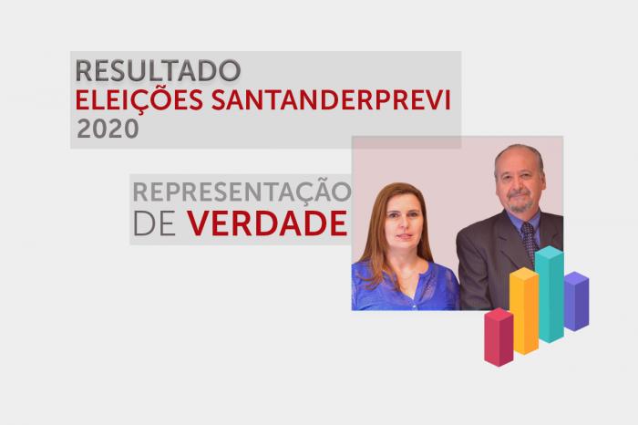 Patrícia Bassanin eleita no Conselho Fiscal; Confira o resultado das Eleições SantanderPrevi