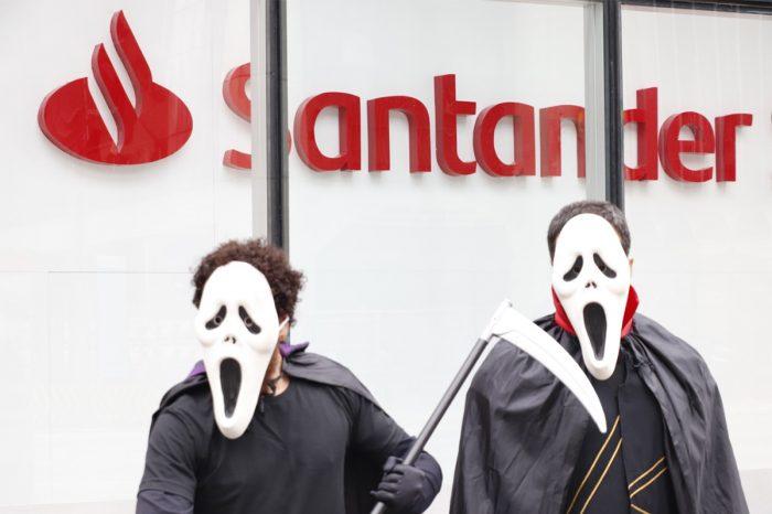 Dia Nacional de Lutas - Bancários lutam pela preservação de empregos