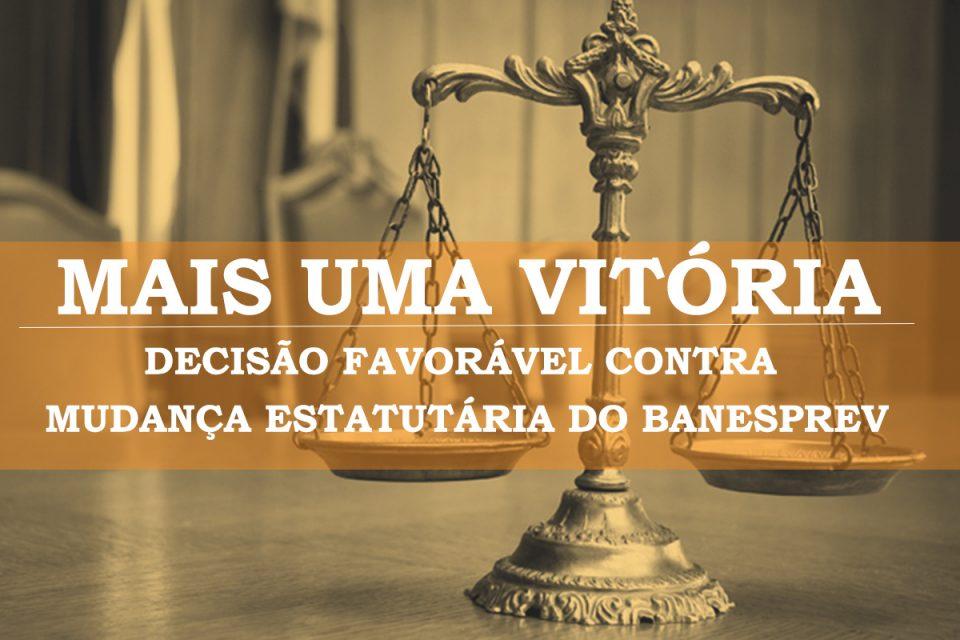 TJ-SP defere liminar contra alteração do Estatuto do Banesprev