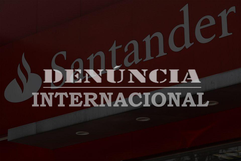 Desrespeitos aos trabalhadores: Sindicato denuncia Santander à Comissão Europeia
