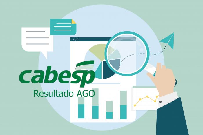 Confira o resultado da assembleia de prestação de contas da Cabesp