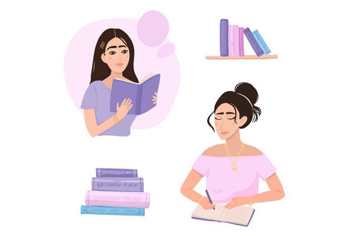 8M: protagonismo feminino nos livros