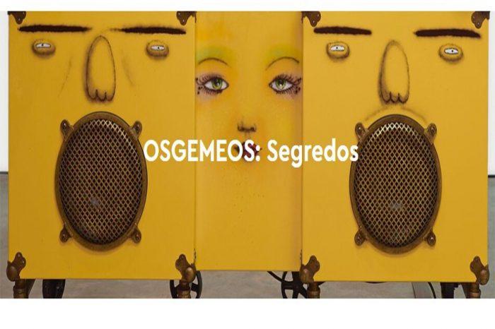 #QVnaQuarentena2021: projeto retorna com a exposição virtual OSGEMEOS