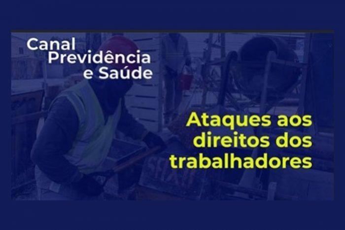 Na TVT, Walter Oliveira fala sobre os ataques ao direitos dos participantes do Banesprev