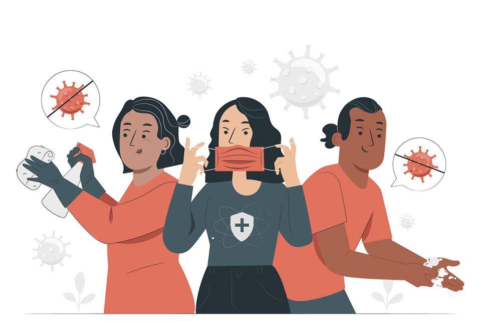 Santander informa medidas para a pandemia