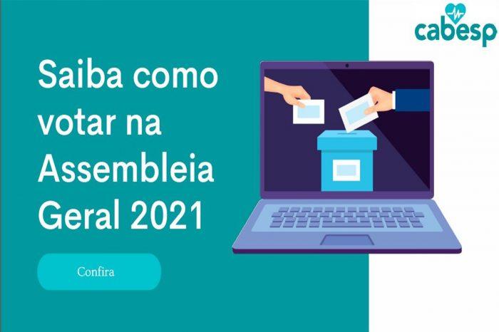 Cabesp em Foco - Confira passo a passo da votação da AGO 2021