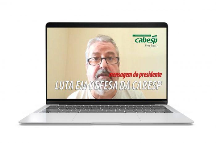 Confira mensagem do presidente Camilo Fernandes sobre a Cabesp