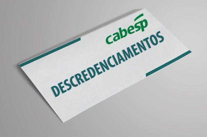 Cabesp mantém descredenciamentos na pandemia, apesar de pedido das associações para cessar mudanças