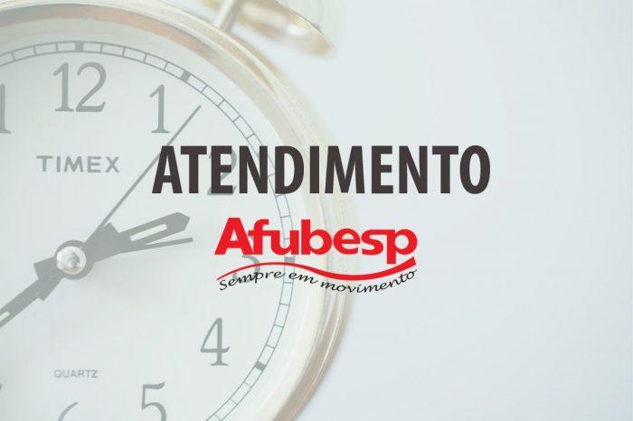 Atendimento presencial retorna de segunda a sexta em horário reduzido
