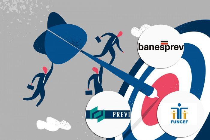 Além do Banesprev, outros fundos como Previ e Funcef sofrem ataques na paridade da gestão