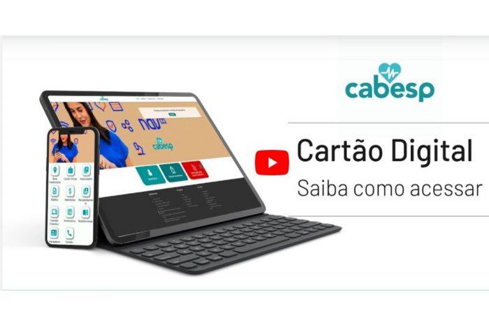 Confira passo o passo para acessar o seu cartão digital Cabesp