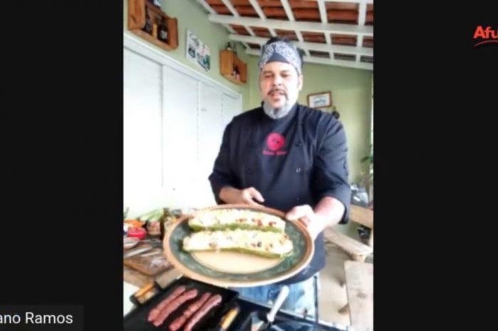 Receitas do chef Adriano Ramos fizeram sucesso no Qualidade de Vida