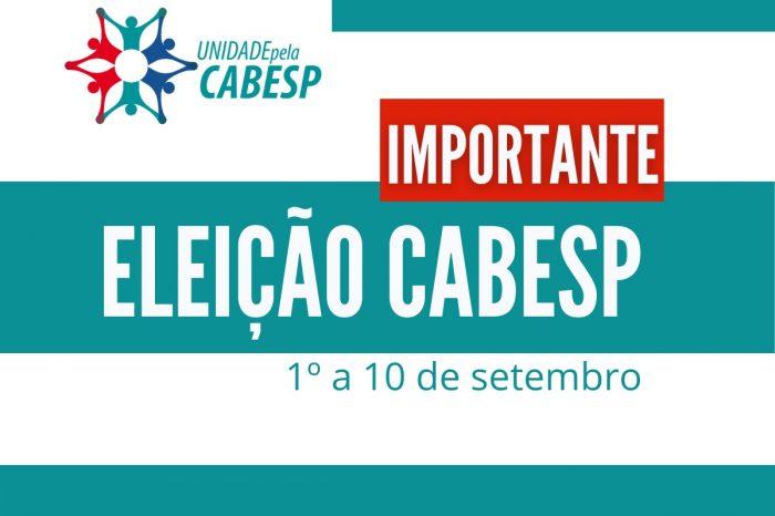 Eleição para diretoria administrativa da Cabesp já começou; Confira orientações de voto!