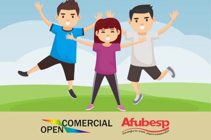 Dia das Crianças - Presenteie seus pequenos na Open Comercial