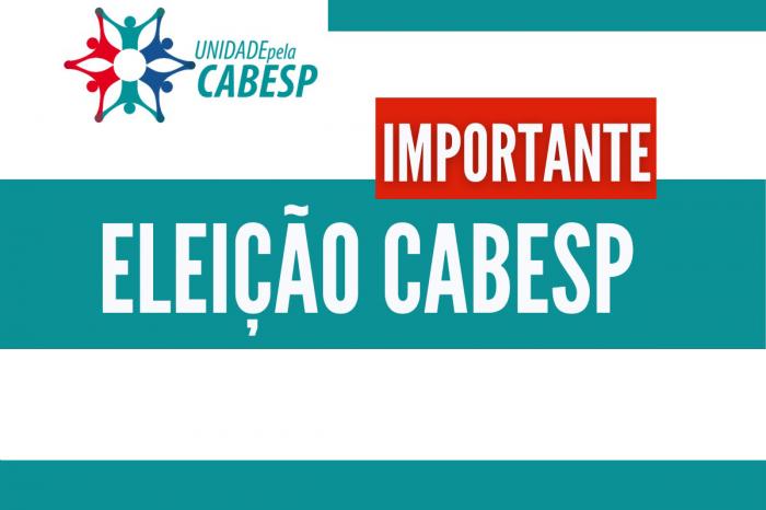 Eleição para diretoria administrativa da Cabesp termina hoje (10); Fique atento ao prazo!