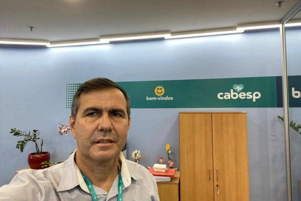 Cabesp: Wagner Cabanal toma posse como novo diretor administrativo eleito